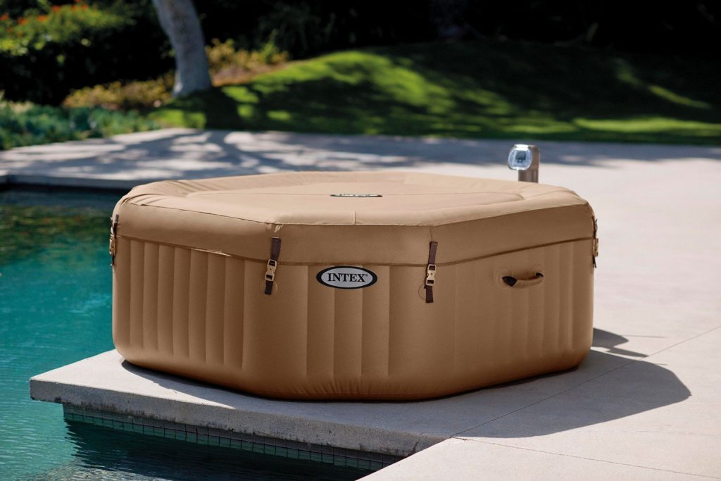 Intex PureSpa Bubble Massage Portable Hot Tub review