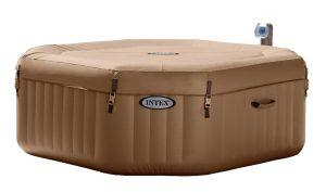 intex inflatable hot tub Reviews