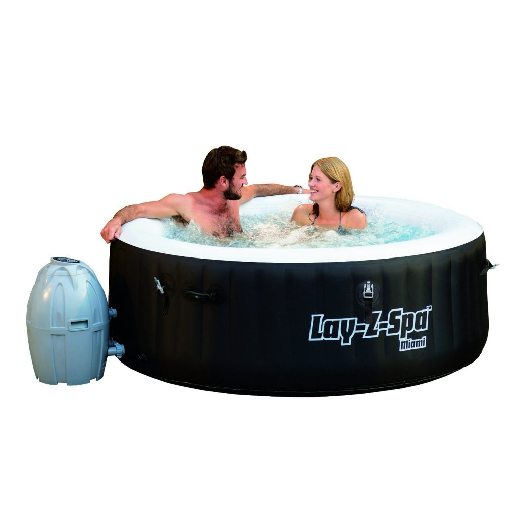 Which Inflatable Hot Tub is Best In the 2018 Market? | Pool Party App.
