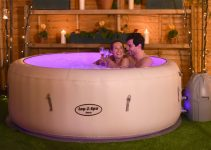 Bestway Lay Z Spa Paris Inflatable Hot Tub
