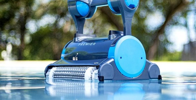 Robotic Pool Cleaner review