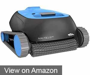 Maytronics 99996113-US Dolphin Nautilus Robotic Pool Cleaner