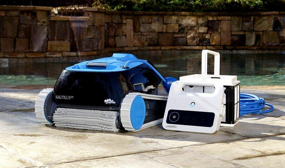 Maytronics 99996113 US Dolphin Nautilus Robotic Pool Cleaner with Clever Clean review
