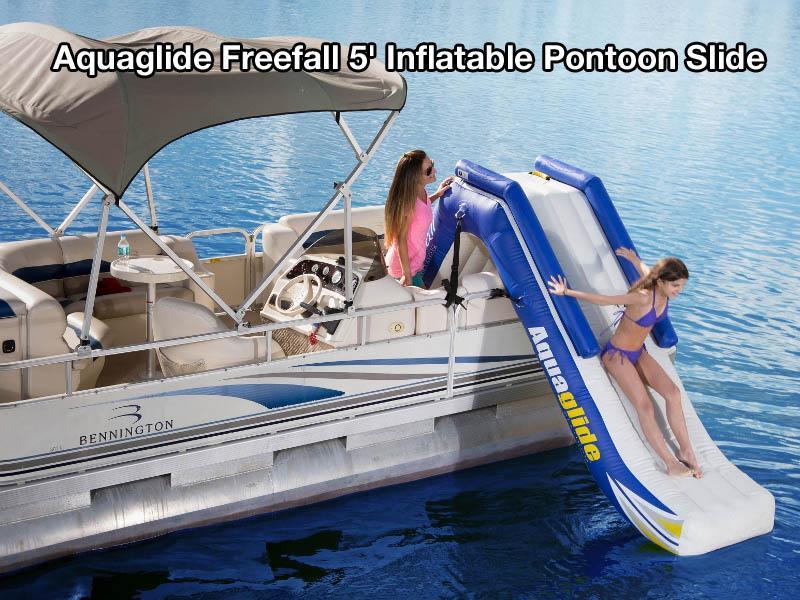 Aquaglide_Pontoon_Slide