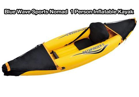 Blue Wave Sports Nomad 1 Person Inflatable Kayak review