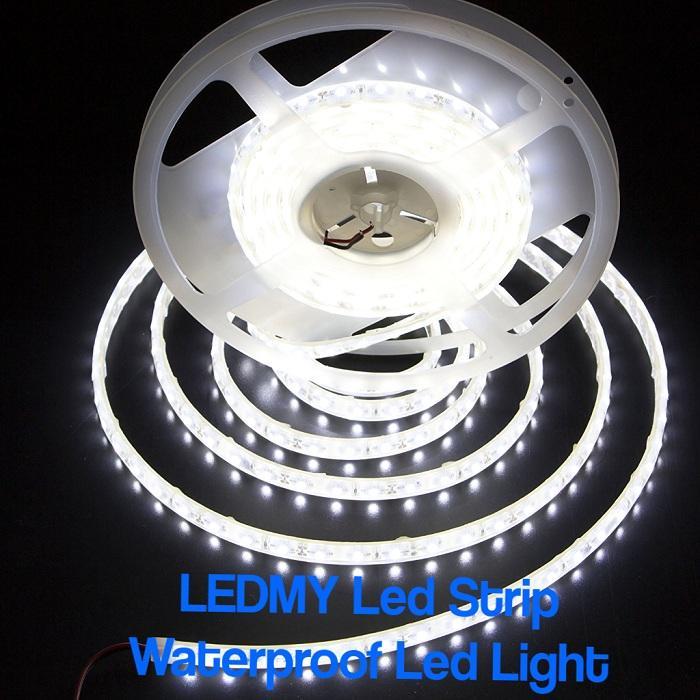 LEDMY Led Strip Waterproof Led Light