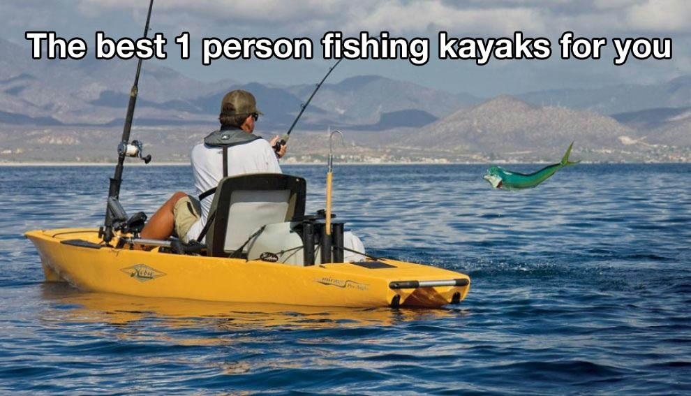 Best One Person Inflatable Fishing Kayaks