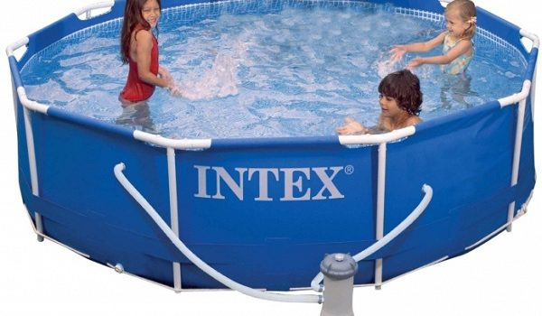 ntex pool reviews metal frame
