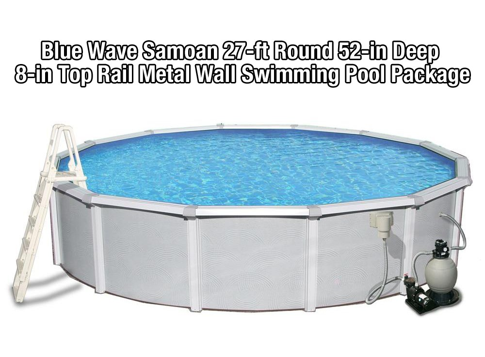Blue Wave Samoan Pools