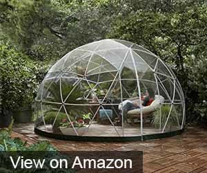 GARDEN IGLOO – STYLISH CONSERVATORY