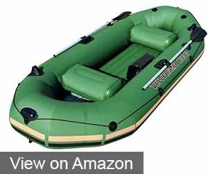 Best Inflatable Fishing Raft 2019 - Pros,Cons & Buying Guide