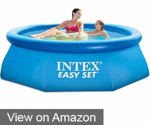 INTEX 8 X 30 EASY SET POOL