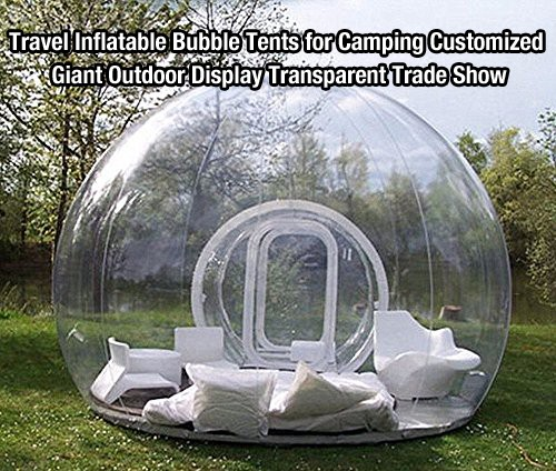 Travel-Inflatable-Bubble-Tents-for-C&ing-Customized-Giant- & Inflatable Bubble Tent Reviews u0026 Buying Guide 2018