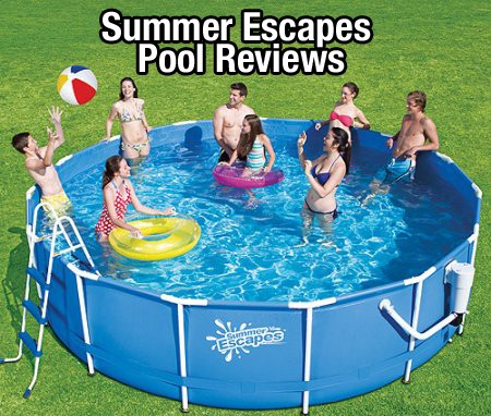 summer escapes pool reviews