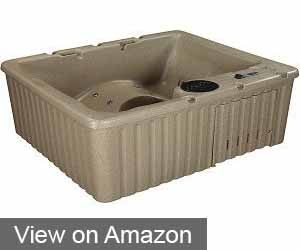 Essential Hot Tubs SS125210300 Newport 14 Jet Tub