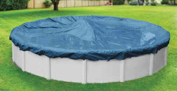Best Above Ground Pool Winter Cover