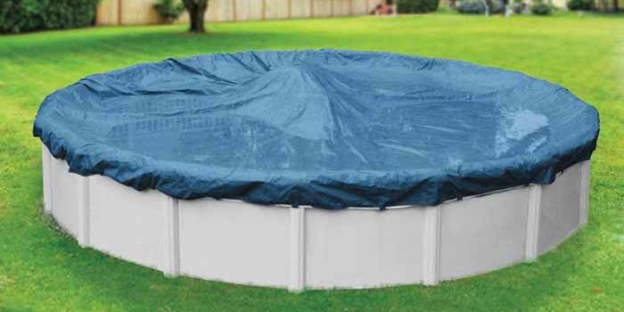 Getting the Best Above Ground Pool Winter Cover