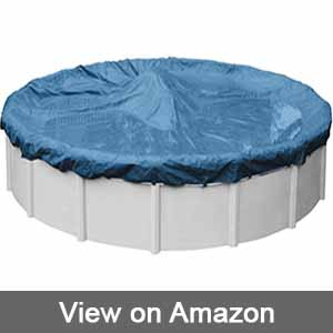 Robelle 3524-4 Super Winter Pool Cover For Round Pools