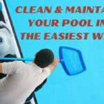 take care of a above ground pool