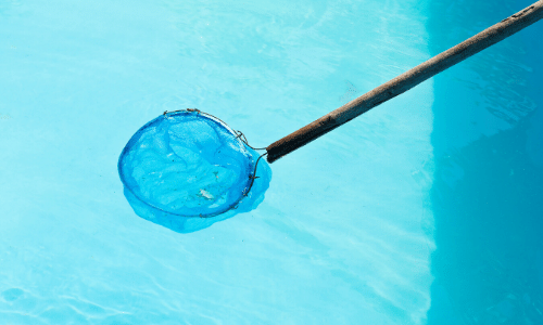 How do you connect pool equipment